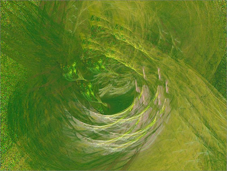 """Bildtitel """"Natur"""" ein Apophysis-Kunstwerk von Daniela Scheiber-Jakob"""