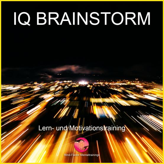 IQ Brainstorm - Mind-Factor Mentaltraining